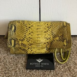 Bottega Veneta Shoulder Bag in Python